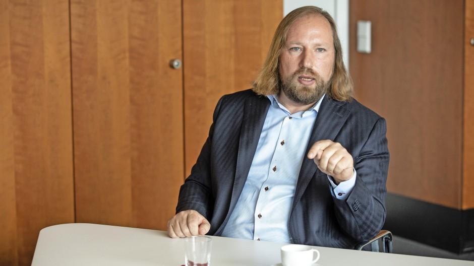 Anton Hofreiter verfügt über ein klares ökologisches Profil.