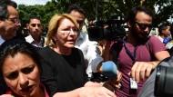 Generalstaatsanwältin in Venezuela entlassen