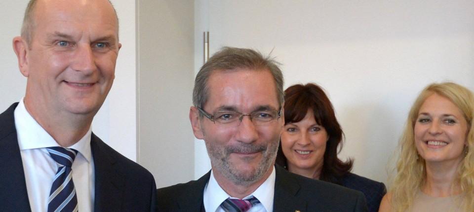 Brandenburg Woidke Zum Neuen Ministerpräsidenten Gewählt Inland Faz