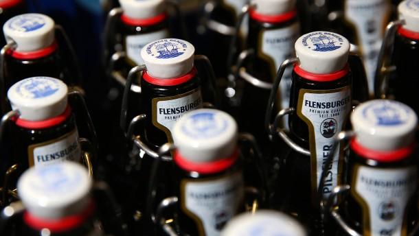 Flensburger gehen die Bügelflaschen aus