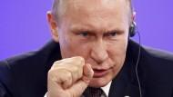 Putin auf neuem Konfrontationskurs