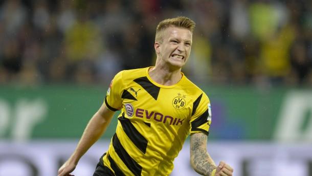 Borussia Dortmund zurück in der Spur
