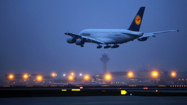 Lärmpausen am Flughafen von nun an die Regel