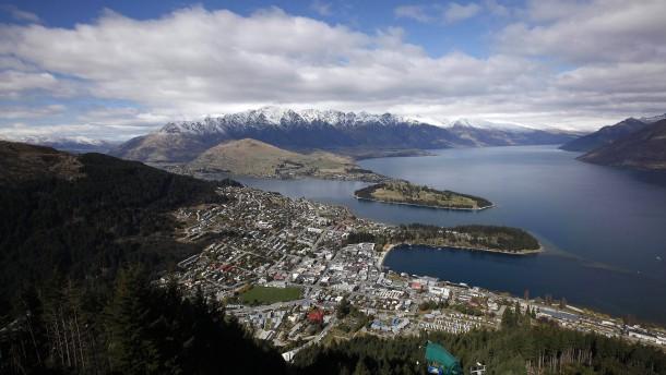 Folgen des Klimawandels für die neuseeländische Natur