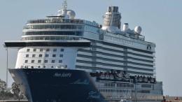 Verdachtsfälle auf TUI-Kreuzfahrtschiff negativ getestet