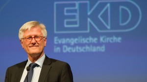 EKD-Vorsitzender kritisiert Managergehälter