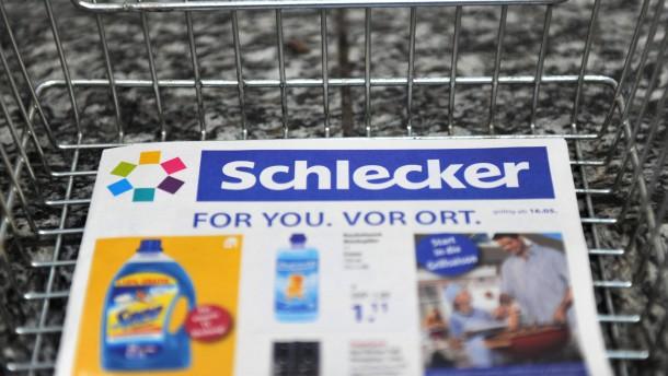 Schlecker ist insolvent