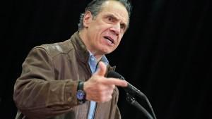 Neue Belästigungsvorwürfe gegen New Yorks Gouverneur
