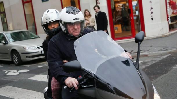 Depardieu wird nach Alkohol-Unfall Prozess gemacht
