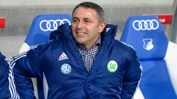 Wolfsburg gewinnt Spiel eins mit Allofs
