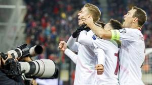 Schweiz und Dänemark lösen Turnier-Ticket