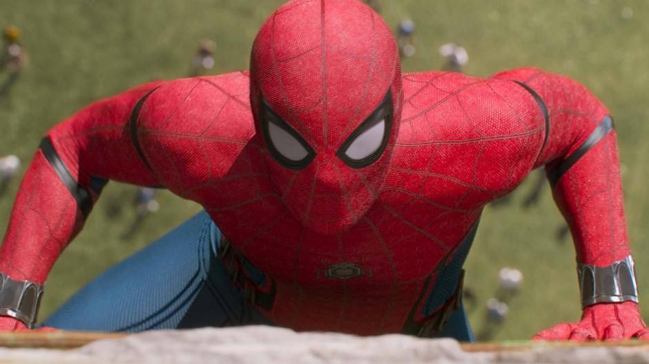"""Eine Szene aus """"Spider-Man: Homecoming"""" von 2017"""