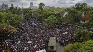Mugabe will immer noch nicht weichen