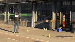 Polizei sucht Messerstecher in Nürnberg