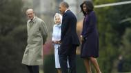 Barack Obama befeuert Brexit-Debatte