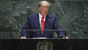 Trump droht Iran abermals