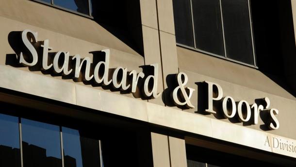 Standard & Poor's: Es war ein Computerfehler