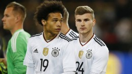 Gebremste Tempomacher im DFB-Team