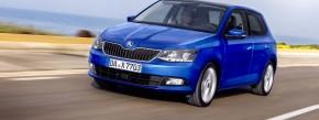 Was man so Kleinwagen nennt: Der Škoda Fabia fährt wie ein Großer