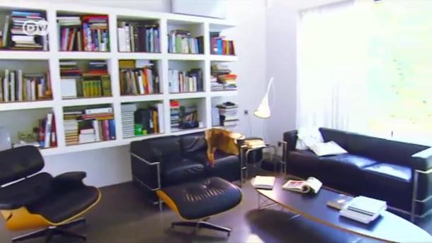 Ein Designer-Haus im Grünen
