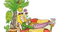 Ab in die Botanik: Gelb ist die Hoffnung
