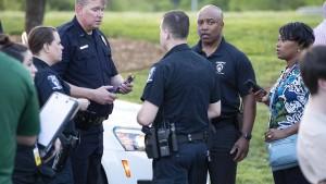 Ehemaliger Student erschießt zwei Männer auf Uni-Campus