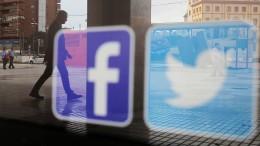 Twitter und Facebook sperren zahlreiche Konten aus China