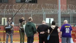 Proteste gegen erste Hinrichtung in Nebraska