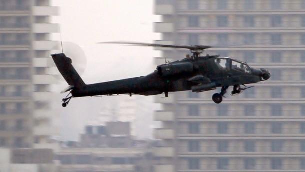 Weniger Militärhilfe für Kairo