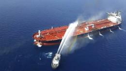 Crew-Mitglieder danken Iran offenbar für seine Gastfreundschaft