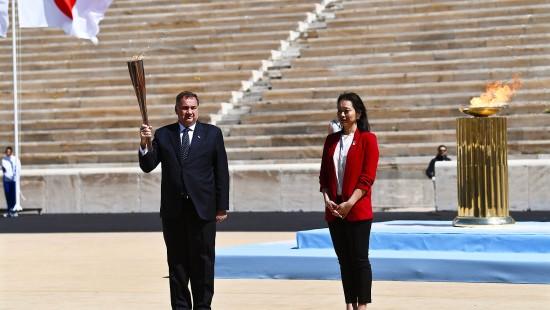 Vorbereitungen auf Olympia 2020 laufen weiter