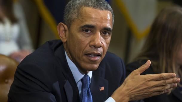 Amerika liefert keine Waffen nach Kiew