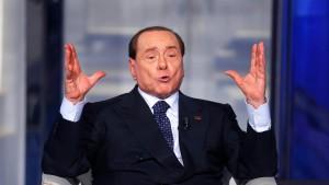 Berlusconi: Für die Deutschen haben KZs nie existiert