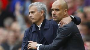 Freier Blick auf die Agenten der Fußballgeschichte
