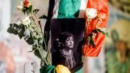 Winnie Madikizela-Mandela ist tot