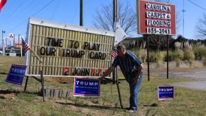 Warum Donald Trump ihre letzte Hoffnung ist