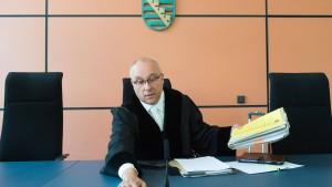 Der Richter und sein Höcke