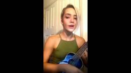 Sängerin kontert Donald Trumps Sorgen um Männer