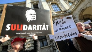 Wie Uli Hoeneß Deutschland spaltet