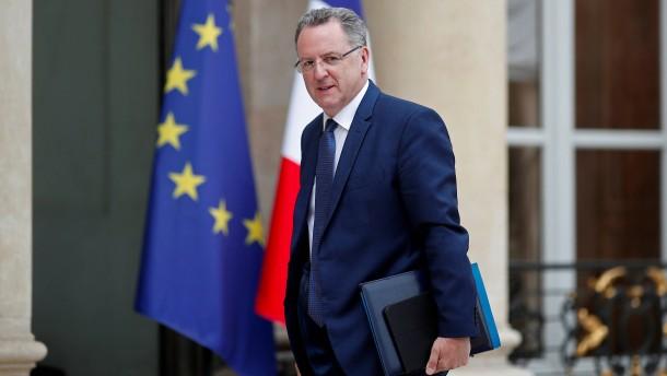 Keine Ermittlung gegen Macron-Vertrauten Ferrand