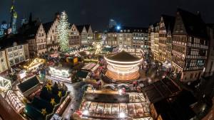 Hessens Weihnachtsmärkte ziehen gemischte Bilanz