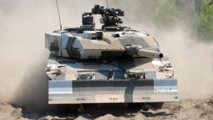 Frühere SPD-Politiker sollen bei Panzerdeal kassiert haben