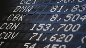 Banken verdienen im Investmentbanking weniger