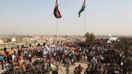 Kampf ums kurdische Jerusalem