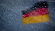 Deutschland vor der Rezession