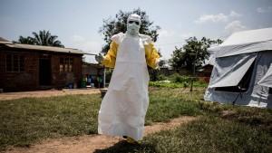 WHO warnt vor Ausbreitung von Ebola über den Kongo hinaus
