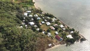 Die versinkenden Inseln setzen sich zur Wehr