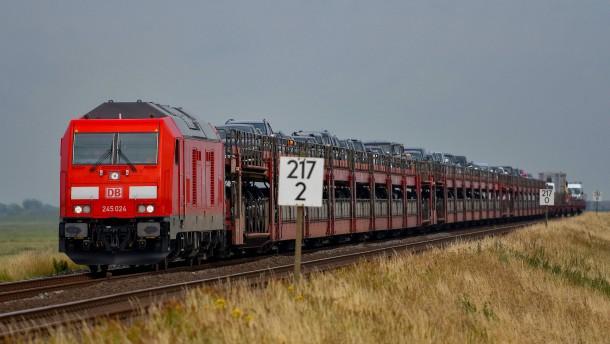 """Bahn will mit """"Öko-Diesel"""" nach Sylt"""