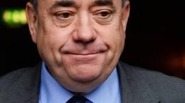 Ehemaliger Regierungschef Salmond verhaftet