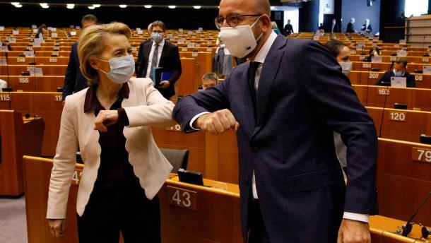 """Europaparlament will """"bittere Pille"""" nicht schlucken"""